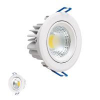 3W 2700K Weiss COB LED Einbauspot Einbaustrahler - MELISA-3