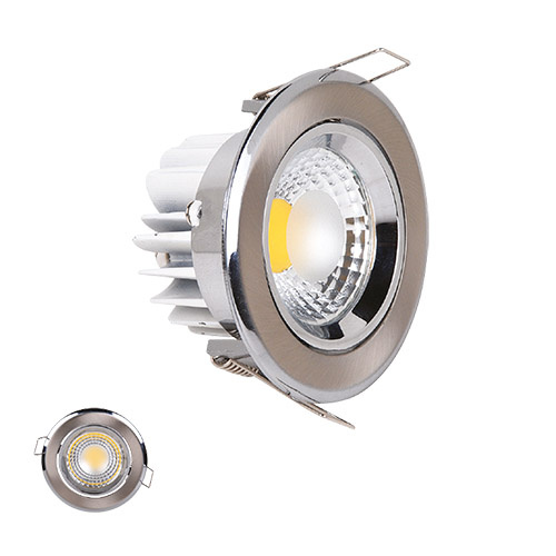 5W 6500K Matchorm COB LED Einbauspot Einbaustrahler - MELISA-5
