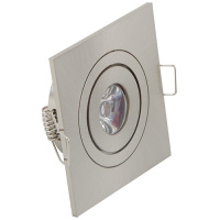 1W 2700K Matchrome LED Einbauspot Einbaustrahler - ELENA-1