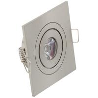 1W 6400K Matchrome LED Einbauspot Einbaustrahler - ELENA-1