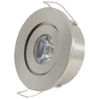 1W 2700K Matchrome LED Einbauspot Einbauleuchte - VERA-1