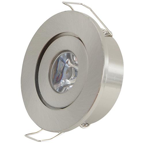 1W 6400K Matchrome LED Einbauspot Einbauleuchte - VERA-1