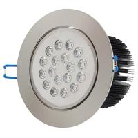 18X1W 2700K Matchrome LED Einbauspot Einbauleuchte - VERA-18