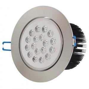 18X1W 6400K Matchrome LED Einbauspot Einbauleuchte - VERA-18