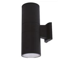 Schwarz Gartenlampe Gartenleuchte Wandleuchte E27 - MANOLYA-3
