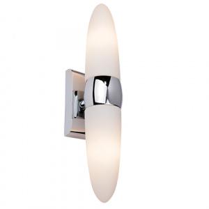 VODA-2 Spiegellampe Badezimmerlampe Wandleuchte Chrom...