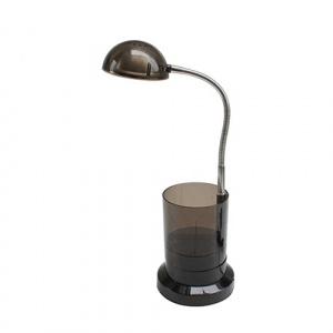 3W Schwarz LED Tischlampe Büroleuchte - BERNA