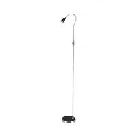 3W Schwarz LED Stehlampe Stehleuchte - TUNA