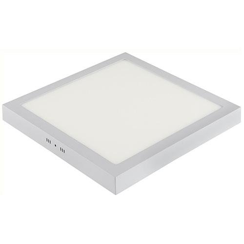 ARINA-28 LED Aufputz Panel Deckenpanel Eckig 28W, kaltweiss 6000K