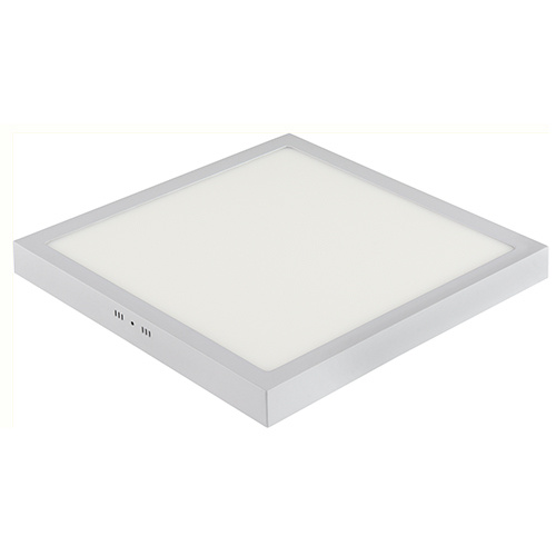 ARINA-32 LED Aufputz Panel Deckenpanel Eckig 32W, warmweiss 3000K