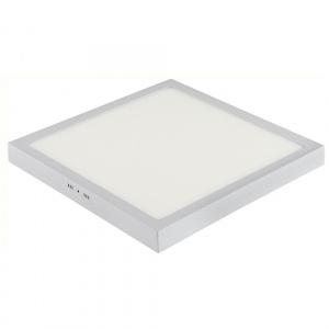 ARINA-40 LED Aufputz Panel Deckenpanel Eckig 40W, kaltweiss 6000K