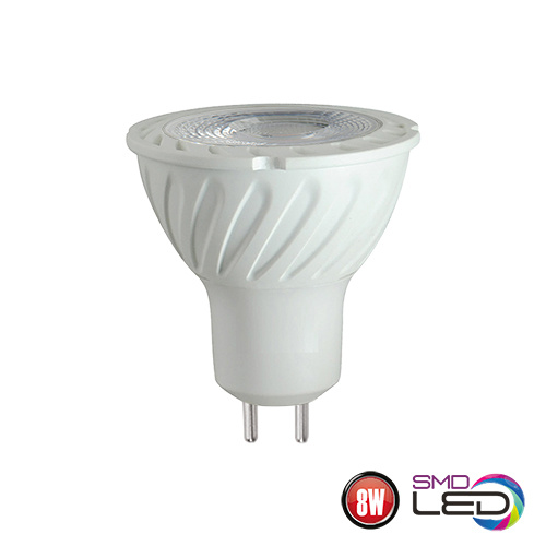 8W GU5.3 LED Leuchtmittel 3000K , warmweiss - FONIX-8
