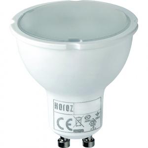 6W GU10 6400K kaltweiss LED Leuchtmittel - PLUS-6
