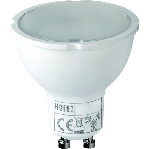 8W GU10 3000K warmweiss LED Leuchtmittel - PLUS-8