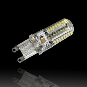 3W Silikon G9 2700K Mini LED Leuchtmittel - MEGA-3