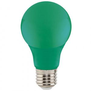 3W Grün E27 LED Farbige Leuchtmittel - SPECTRA