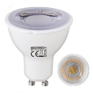 6W 3000K GU10 DIMMBAR LED Leuchtmittel - VISION-6