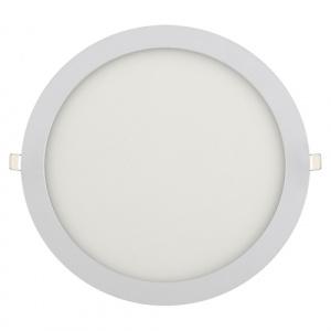 Slim-24 24W 4200K Ultraslim LED Panel Einbaustrahler...