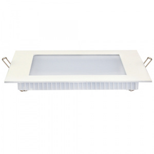 Slim / Sq-9 9W 2700K Ultraslim LED Panel Einbaustrahler...