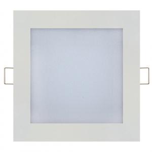 Slim / Sq-15 15W 6400K Ultraslim LED Panel Einbaustrahler Deckenleuchte Leuchte