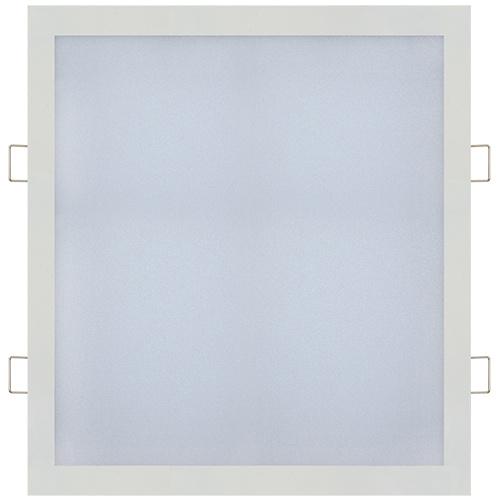 Slim / Sq-24 24W 6400K Ultraslim LED Panel Einbaustrahler Deckenleuchte Leuchte