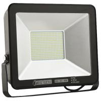 100W Schwarz 6400K LED Projektor Fluter Strahler - PUMA-100