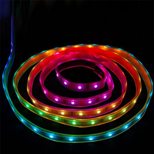 5M RGB 12V Feuchtraum LED Streifen Strip - REN