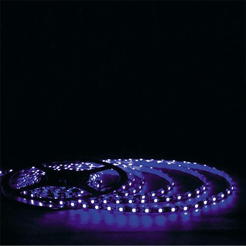 5M Blau 12V Feuchtraum LED Streifen Strip - THAMES