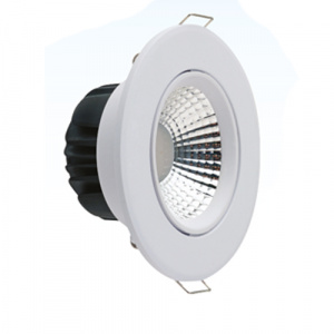 5W Weiss 6400K LED Einbauspot trafo integriert - SONIA-5