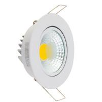 LED Einbauspot Einbaustrahler 3W 4200K Weiss - LILYA-3