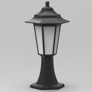 E27 Schwarz Außenlampe Wandleuchte Gartenlampe -...