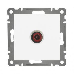 TV ANTENNA SOCKET WITH TERMINAL MODULE+COVER