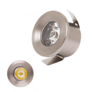 1W Matchrom 4200K Mini LED Einbaustrahler Minispot - MONICA