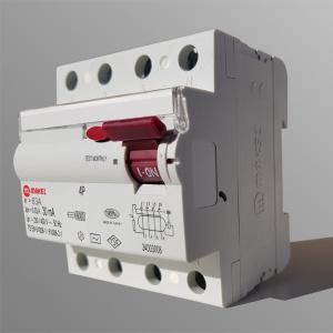 FI Schalter Sicherungsautomat 63 A 4 Polig, 30MA 6KA