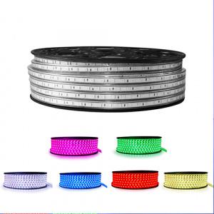 5M RGB Feuchtraum LED Streifen Strip mit Fernbedienung -...
