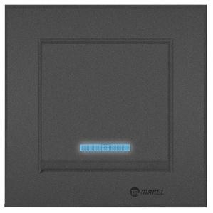 Kopie von WECHSELSCHALTER MIT LED ( Einsatz + Wippe )...
