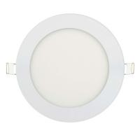 Slim-6/DIM Dimmbar 6W 2700K Ultraslim LED Panel Dimmbare Einbaustrahler Deckenleuchte Leuchte