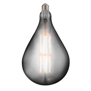 001-049-0008 8W TITANIUM E27 220-240V LED FLMN