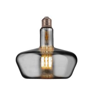 001-050-0008 8W TITANIUM E27 220-240V LED FLMN