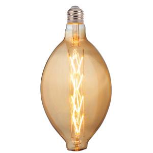 001-051-0008 8W AMBER E27 220-240V BIG LED FLMN