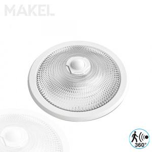 MAKEL Sensorlampe Deckenlampe mit Bewegungsmelder 360...