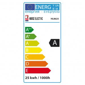 ENERGIESPARLAMPE HALB SPIRAL 25W 4200K NATURWEISS E27...